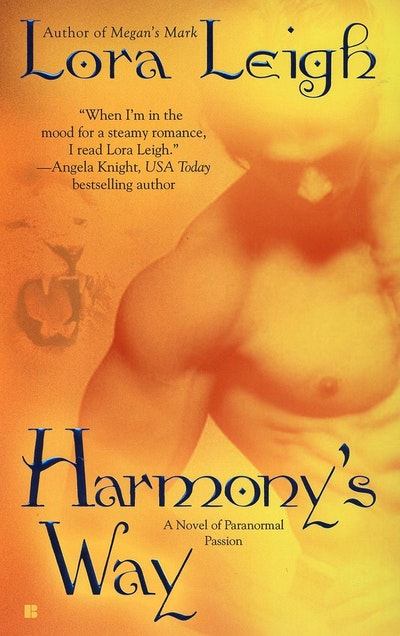 Harmony's Way: A Novel of the Breeds: Book 8