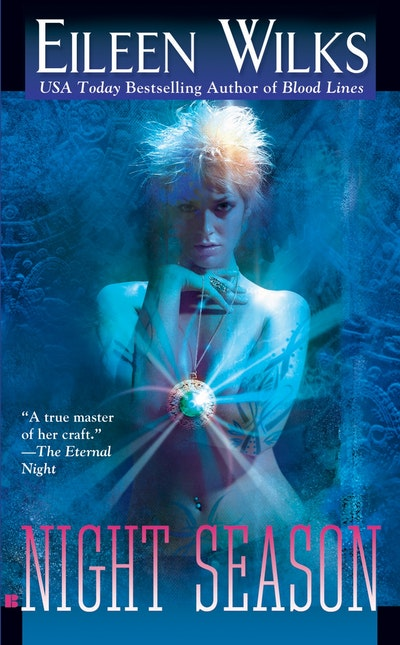 Night Season: A Novel of the Lupi Book 4
