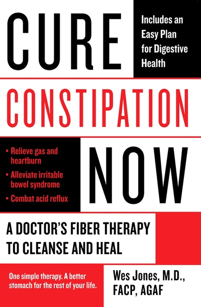 Cure Constipation Now