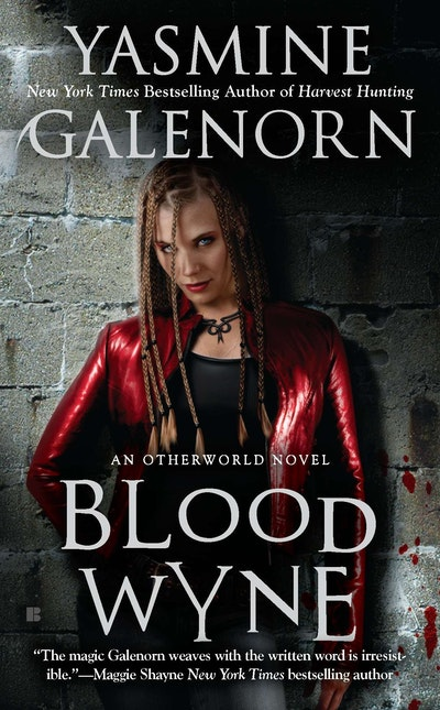 Blood Wyne: An Otherworld Novel Book 9