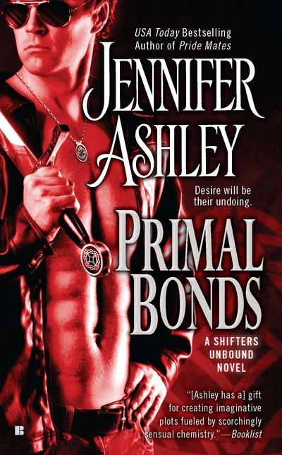 Primal Bonds: Shifters Unbound Book 2