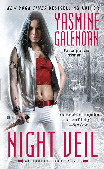 Night Veil: Indigo Court Book 2