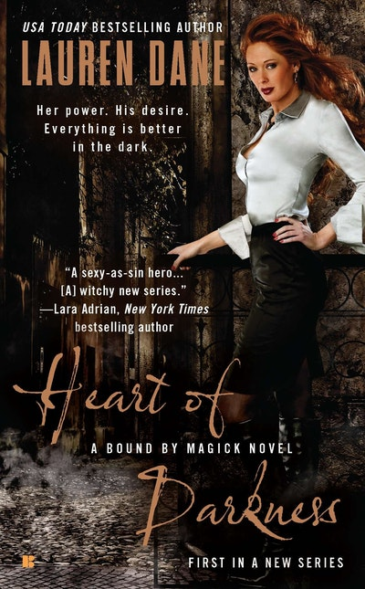 Heart of Darkness: A Bound by Magick Book 1