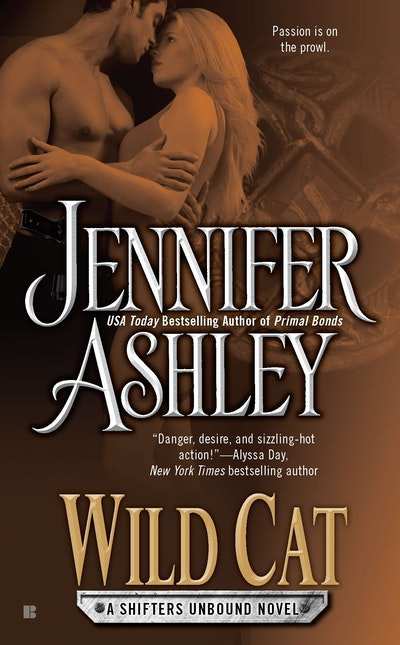 Wild Cat: Shifters Unbound Book 3