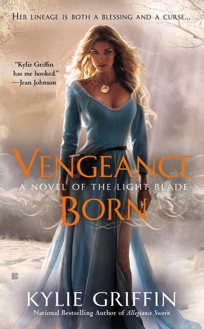 Vengeance Born: A Novel of the Light Blade Book 1