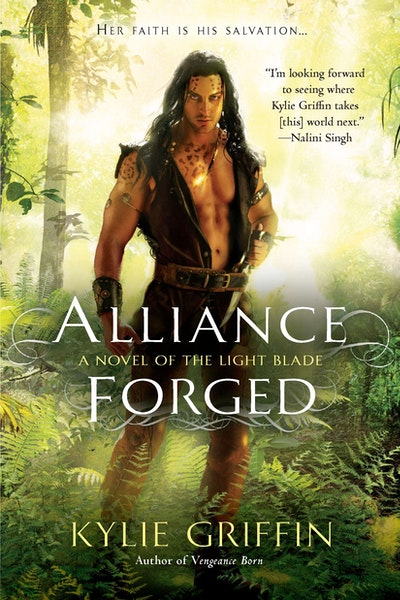 Alliance Forged: A Novel of the Light Blade Book 2