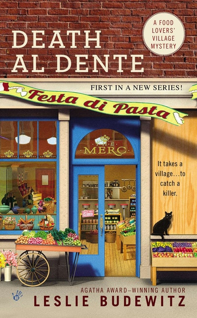Death al Dente: A Food Lover's Village Mystery Book 1