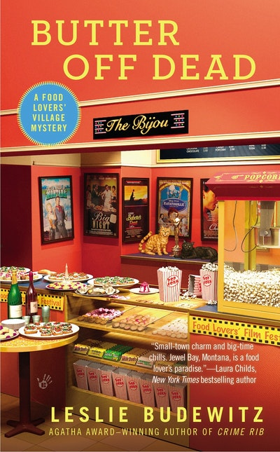 Butter Off Dead: A Food Lover's Village Mystery Book 3
