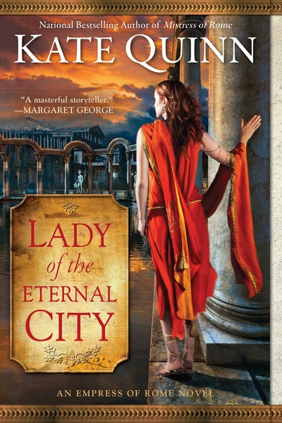 Lady of the Eternal City: Empress of Rome (Book 4)