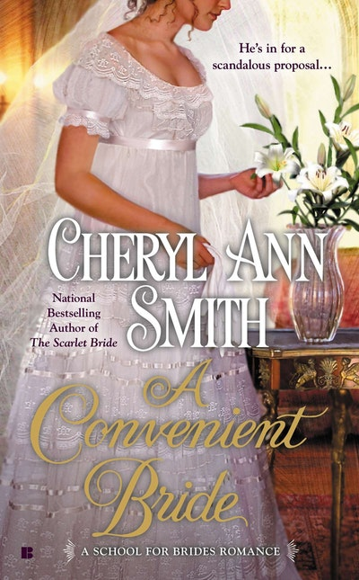 A Convenient Bride: School for Brides Book 4