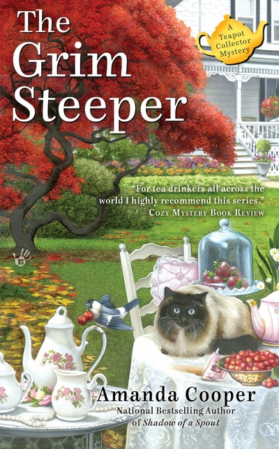 The Grim Steeper: A Teapot Collector Mystery Book 3