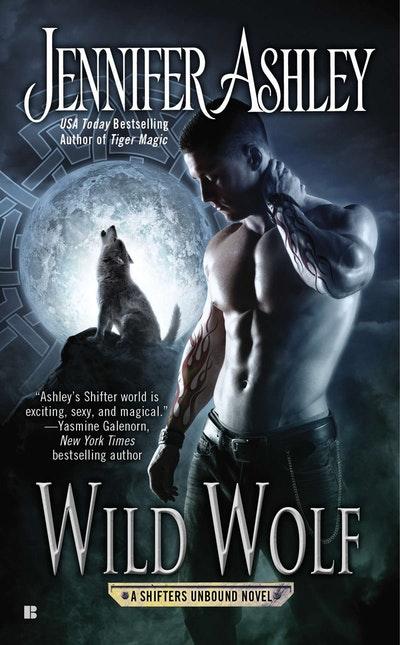 Wild Wolf: Shifters Unbound Book 6