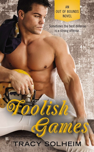 Foolish Games: Out of Bounds Book 2