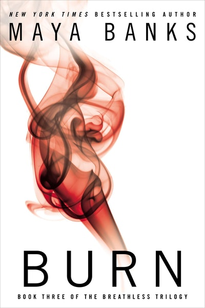 Burn: The Breathless Trilogy Book 3