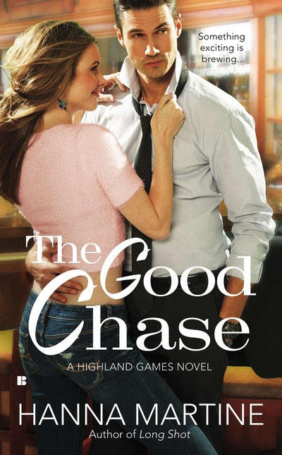 The Good Chase: A Highland Games Novel (Book 2)