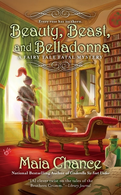 Beauty Beast And Belladonna A Fairy Tale Fatal Mystery Book 3 By