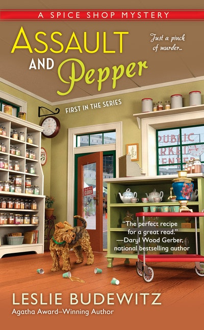 Assault & Pepper: A Spice Shop Mystery Book 1