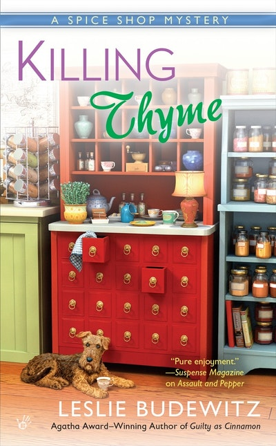 Killing Thyme: Spice Shop Mystery