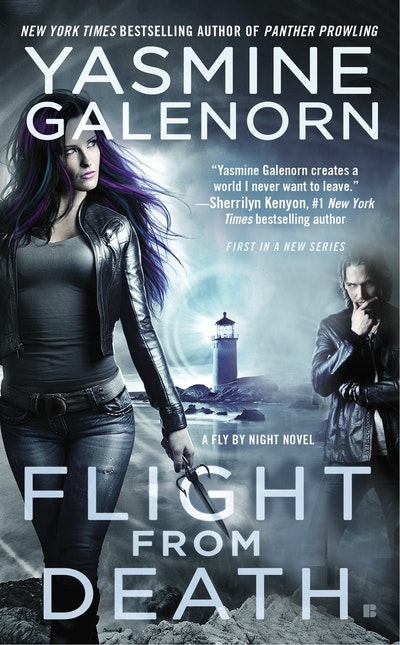 Flight from Death: A Fly by Night Novel Book 1