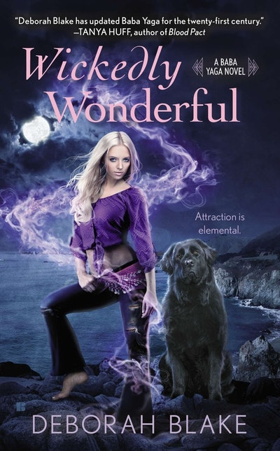 Wickedly Wonderful: Baba Yaga Book 2
