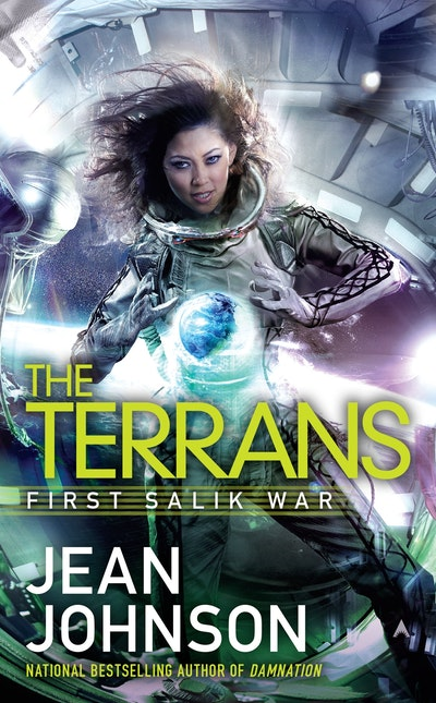 The Terrans: The First Salik War Book 1