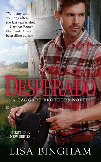 Desperado: Taggart Brothers Book 1