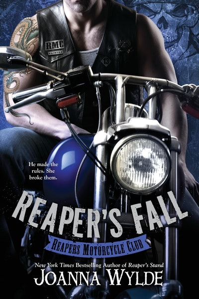Reaper's Fall: Reapers Motorcycle Club Book 4