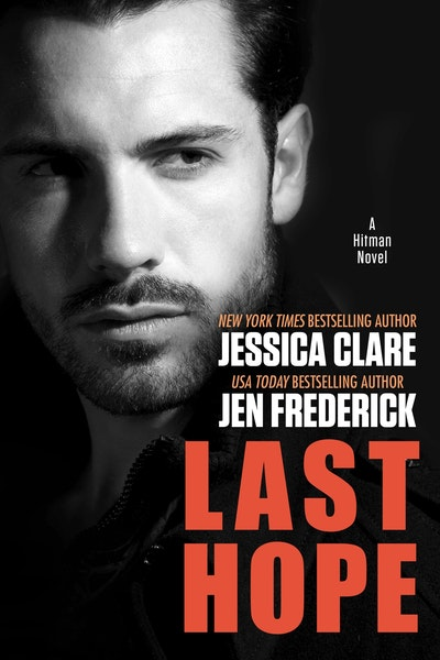 Last Hope: Hitman Book 4