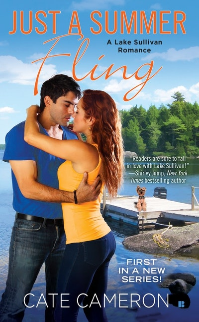 Just a Summer Fling: A Sullivan Lake Romance Book 1