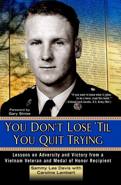 You Don't Lose 'til You Quit Trying
