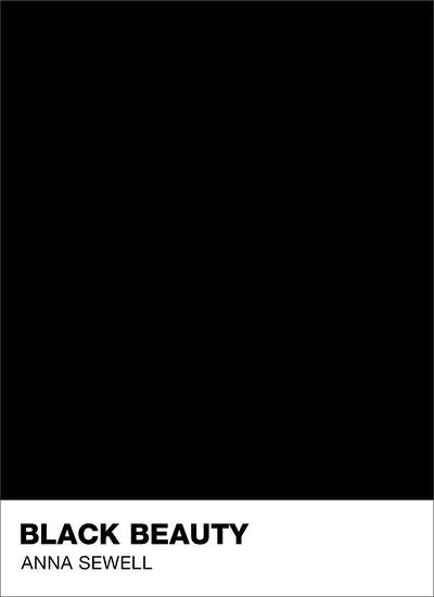 Black Beauty: Pantone Classic