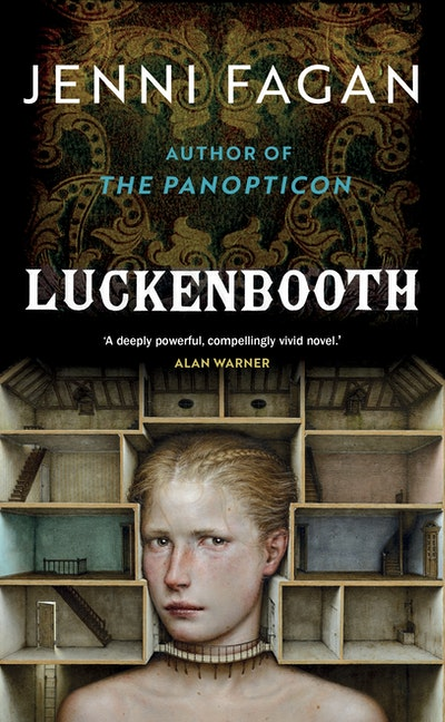 Luckenbooth