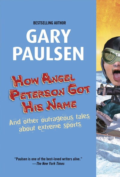 How Angel Peterson Got Name