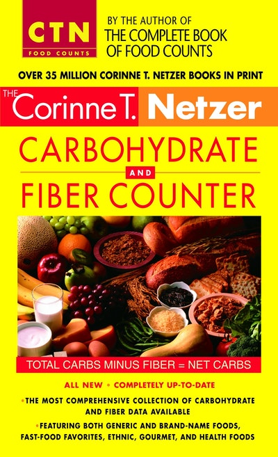 Carbohydrate And Fiber Counter