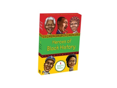 Heroes Of Black History (Boxed Set)