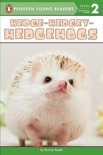 Hedge-Hedgey-Hedgehogs