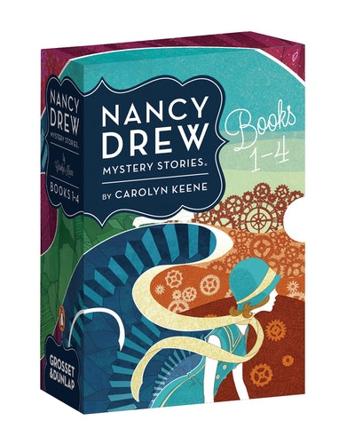 Nancy Drew Mystery Stories Books 1-4 (Boxed Set)