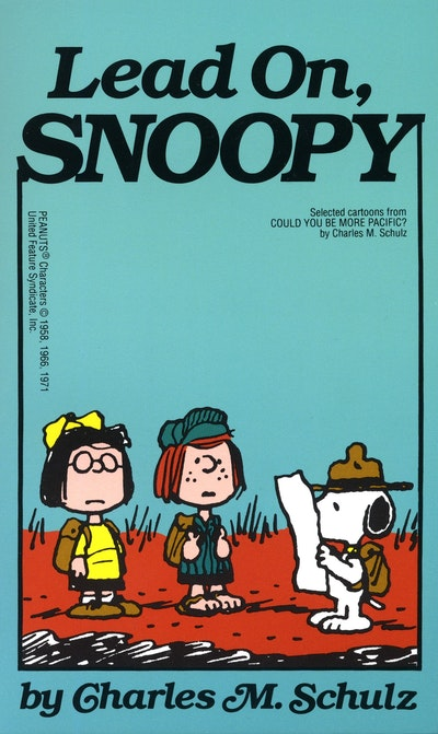 Lead On Snoopy