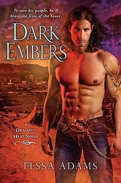 Dark Embers: Dragon's Heat Book 1