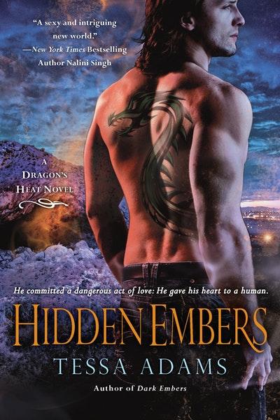 Hidden Embers: Dragon's Heat Book 2