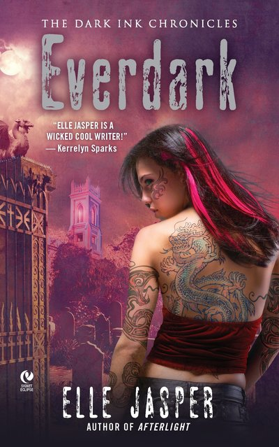 Everdark: The Dark Ink Chronicles Book 2