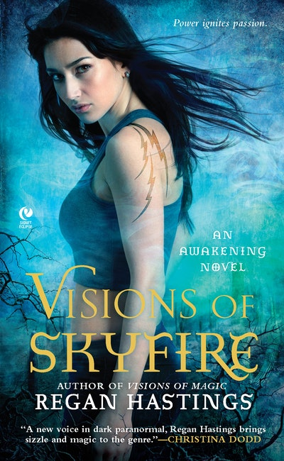 Visions of Skyfire: Awakening Book 2