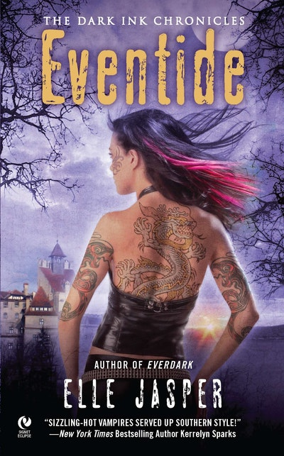Eventide: The Dark Ink Chronicles Book 3