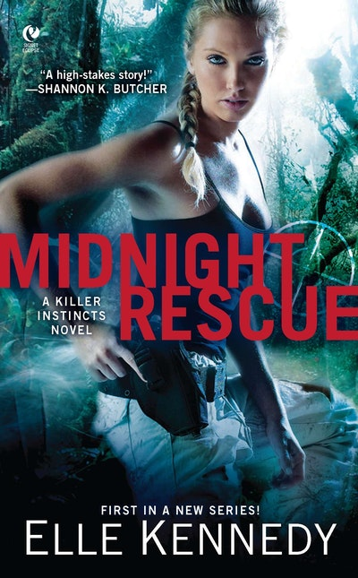 Midnight Rescue: Killer Instincts Book 1
