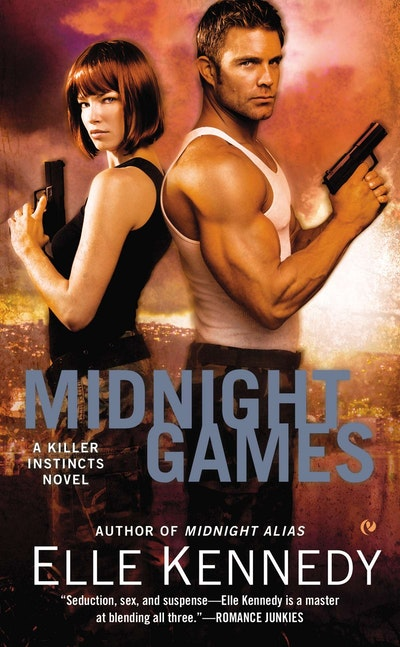 Midnight Games: Killer Instincts Book 3