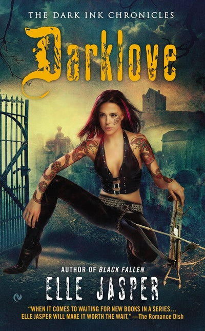 Darklove: The Dark Ink Chronicles Book 5