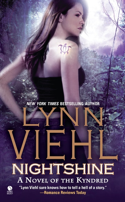 Nightshine: A Novel of the Kyndred Book 4