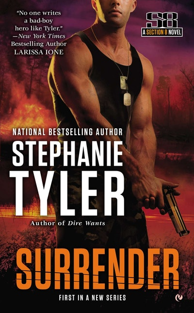 Surrender: A Section 8 Novel Book 1