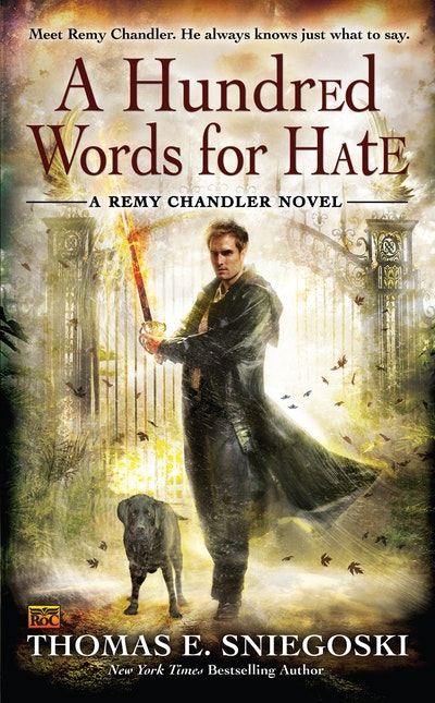 A Hundred Words for Hate: Remy Chandler Book 4