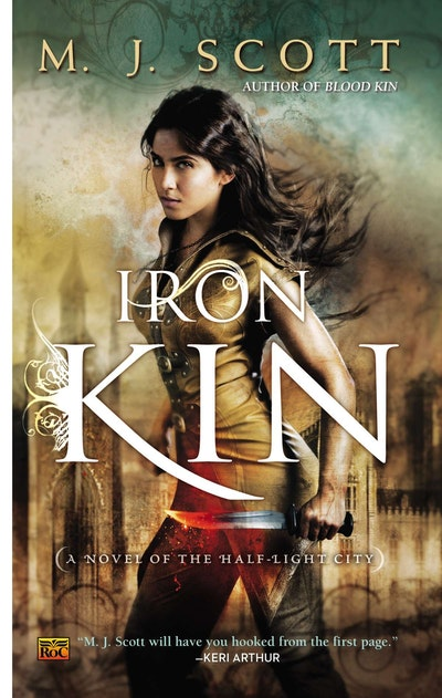 Iron Kin: Half-Light City Book 3